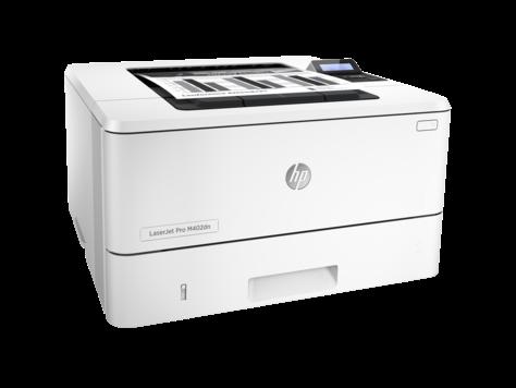 Tiskárna HP LaserJet Pro 400 M402dne A4 čb/33str  USB  LAN  duplex  0,46 Kč/str