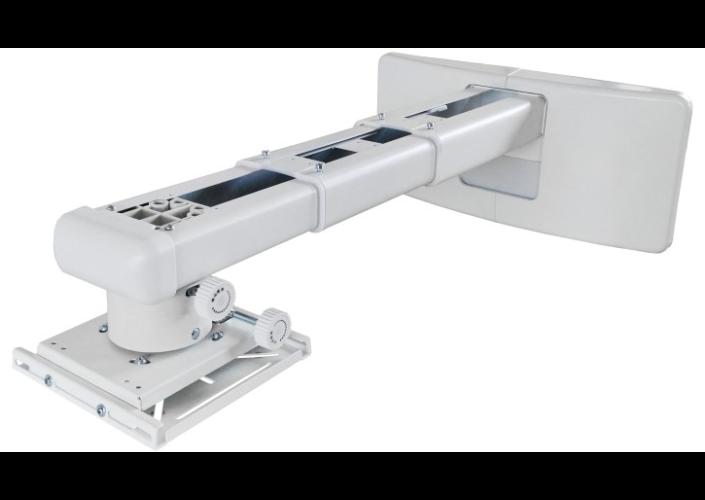 Optoma OWM3000 Wall mount for ultra-short, telescopic arm, EH/W/X320UST/i/EH319U