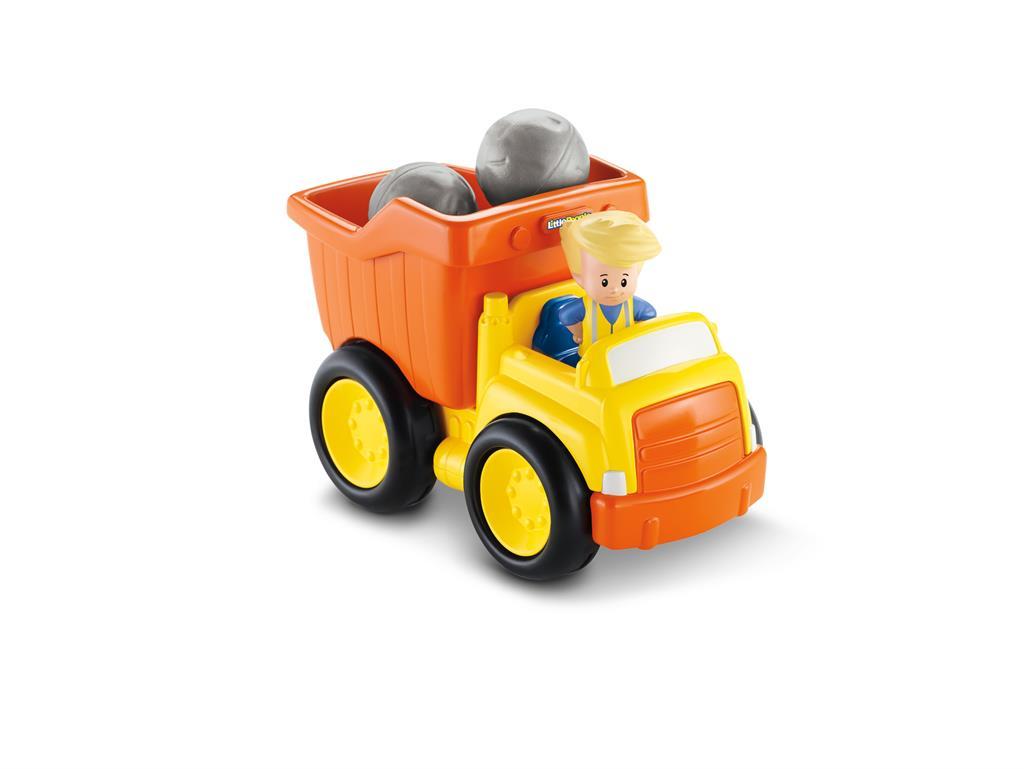 Fisher Price Little People Medium vehicles