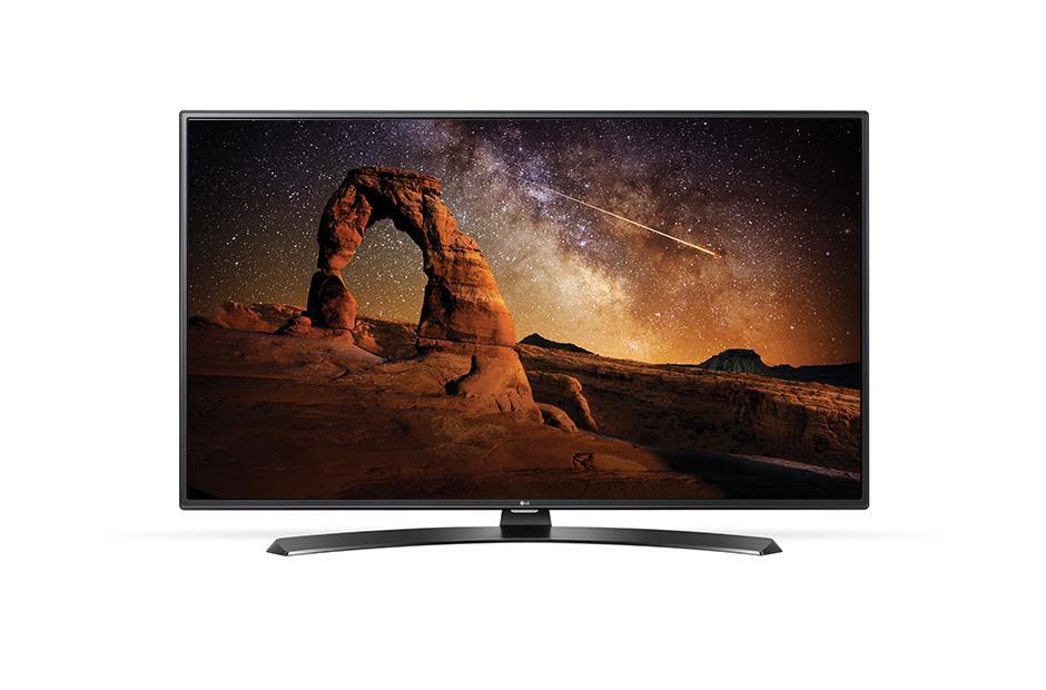 LG TV 49LH630V, 49'' LED, DVB-T2/S2/C, H.265/HEVC , Full HD 1920x1080