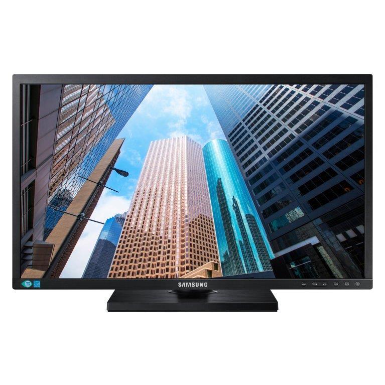Monitor Samsung LS22E65UDS/EN 21,5'',LED,PLS,4ms,DVI,DP,USB,Pivot,1920x1080