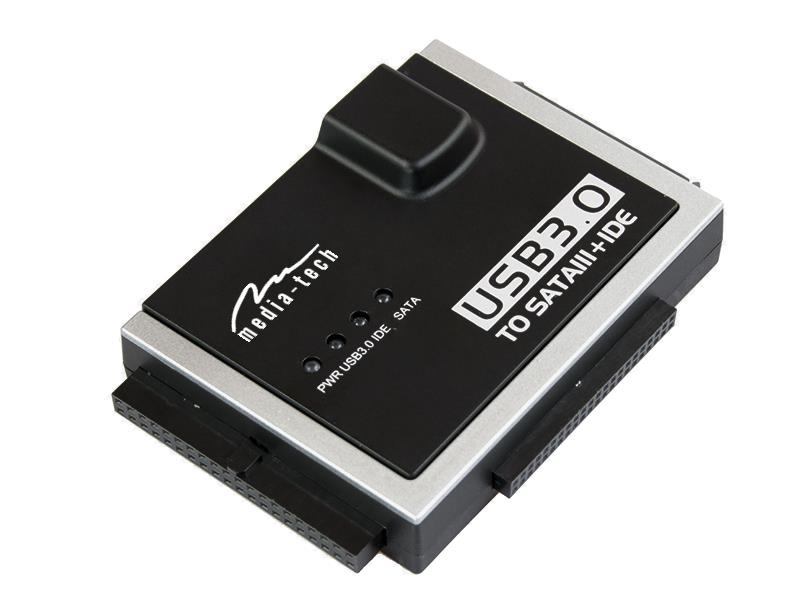 SATA/IDE TO USB 3.0 CONNECTION KIT
