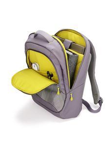 """Dicota BacPac Bounce šedo-žlutý 15""""-16,4"""""""