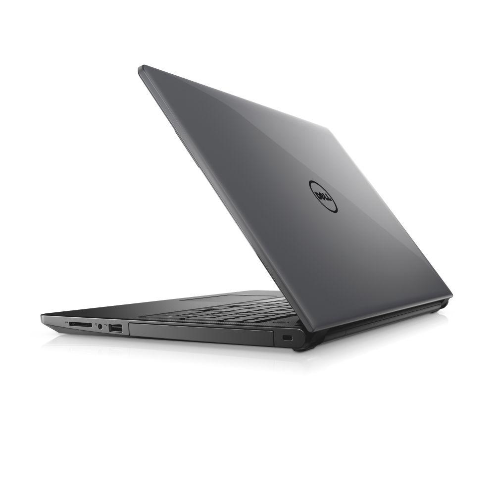 Dell Inspiron 3567 15 HD i3-6006U/4G/1TB/MCR/HDMI/DVD-RW/W10/2RNBD/Šedý