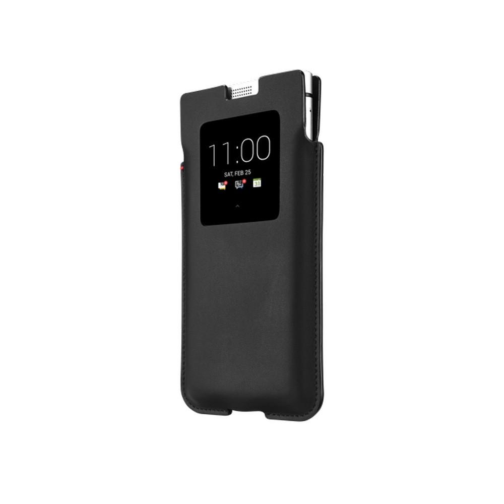 BlackBerry pouzdro typu kapsa SMART pro BlackBerry Keyone, černá
