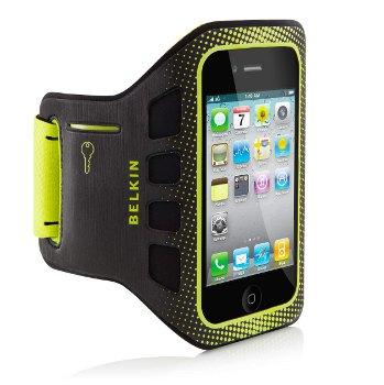 Belkin iPhone 4/4S ochranné pouzdro EaseFit Sport