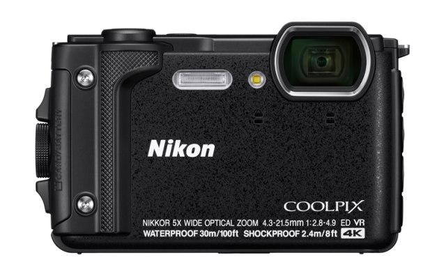 NIKON COOLPIX W300 - 16 MP, 5x zoom - Black