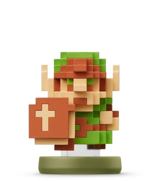 amiibo Zelda - Link 8bit (The Legend of Zelda)