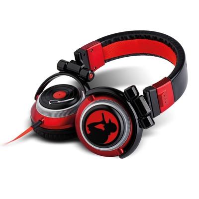 ENERGY DJ 700 Porta Edition,Unikátní streetová DJ sluchátka,Kompatibilní s iPod, iPhone,15 Hz ~ 20 KHz