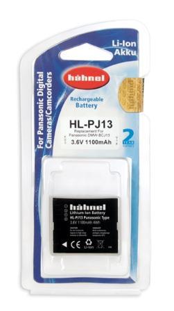 Hähnel HL-PJ13 - Panasonic DMW-BCJ13