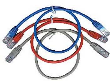 Eth Patch kabel GEMBIRD c5e UTP 3m BLACK