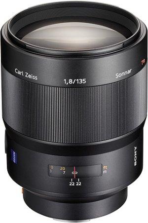Sony teleobjektiv 135mm SAL-135F18Z pro ALPHA