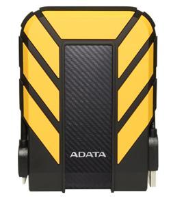 """ADATA externí HDD HD710 Pro 1TB USB 3.1 2.5"""" guma/plast (5400 ot./min) Žlutý"""