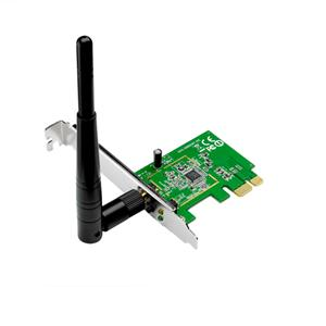Asus PCE-N10 Wireless PCI-E card 802.11n, 150Mbps