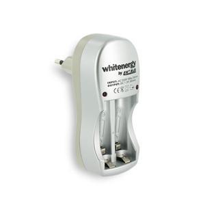 Whitenergy nabíječka pro 2 baterie AA/AAA 300mA 220V