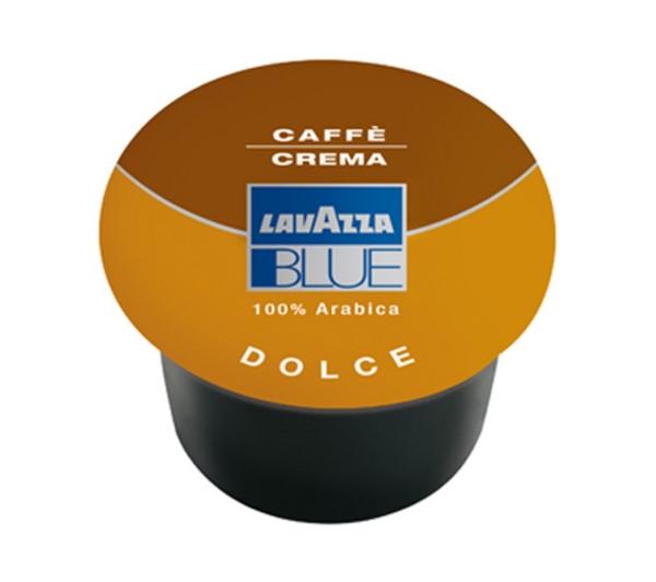Kapsle Lavazza Blue Caffe Crema Dolce 100ks