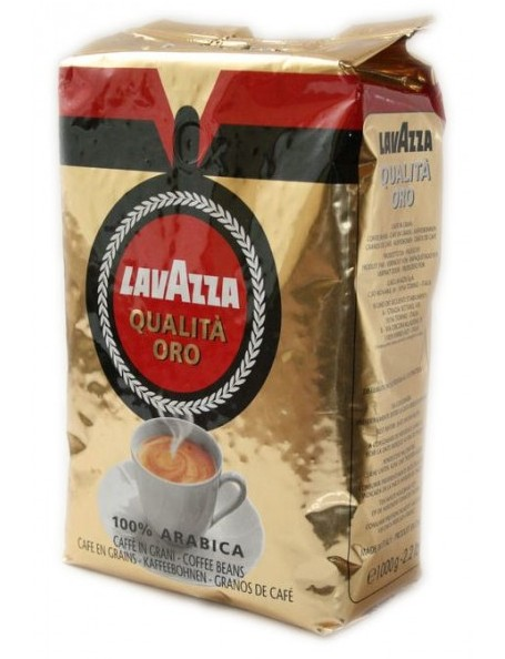 Káva Lavazza Qualita Oro 1kg zrnková