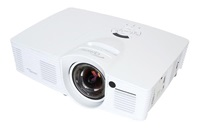 Optoma projektor GT1080 short throw (DLP, FULL 3D 1080p, 2 800 ANSI, 25 000:1, 2x HDMI, MHL, 10W speaker)