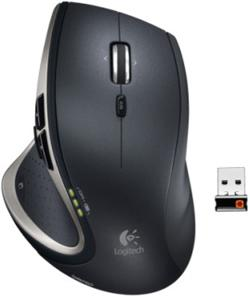 Logitech® Wireless Mouse Performance MX - EMEA - HENDRIX CLOSED BOX