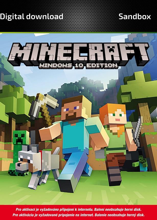 Minecraft Windows 10 Edition (PC)