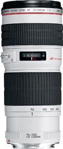Canon EF 70-200mm f/4,0 L USM