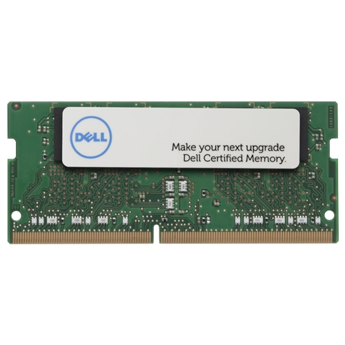 Dell 16 GB Certified Memory Module - 2Rx8 SODIMM 2400MHz pro XPS 9560,Inspiron 7577..
