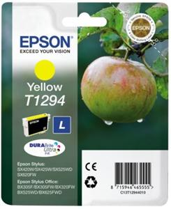 EPSON cartridge T1294 yellow (jablko)