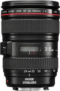Canon EF 24-105mm f/4 L IS USM objektiv