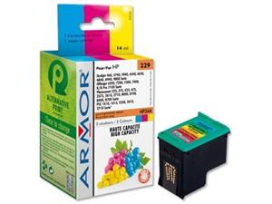 Armor ink-jet pro HP DJ 5740 22ml C9363E Color