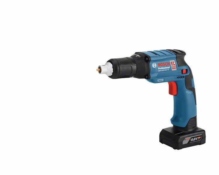 Aku sádrokartonářský šroubovák Bosch GSR 10,8 V-EC TE Professional, 06019E4000
