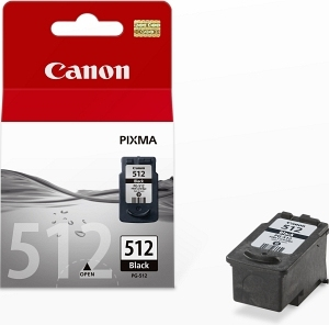 Canon cartridge PG-512 BLISTR s ochranou (PG512)