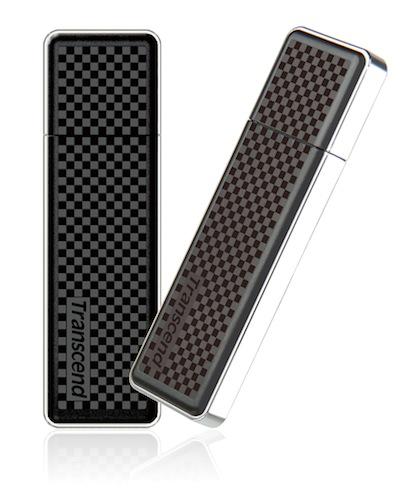 Transcend JetFlash 780 flashdisk 16GB USB 3.0, šachovnicový design, 40/140MB/s