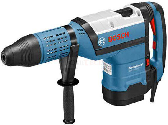 Vrtací kladivo SDS-max Bosch GBH 12-52 DV Professional, 0611266000
