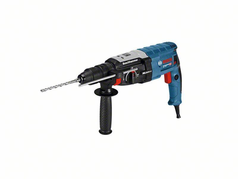 Vrtací kladivo Bosch GBH 2-28 F Professional, SDS-plus, plastový kufr, 0611267600
