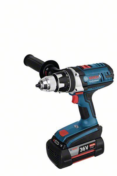 Aku vrtací šroubovák Bosch GSR 36 VE-2-LI Professional, 06019C0100