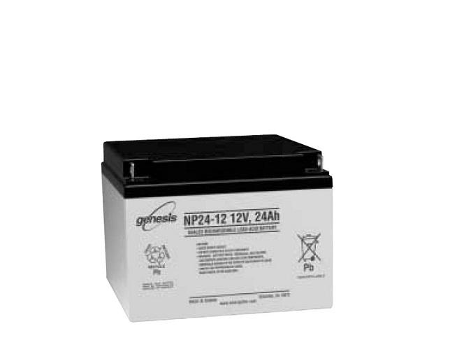 Baterie - Genesis NP 24-12 (12V/24Ah - M5)