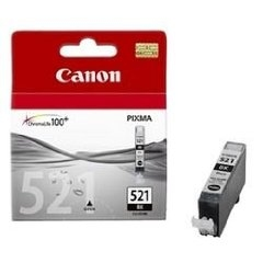 Canon BJ CARTRIDGE black CLI-521BK (CLI521BK) - BLISTER SEC
