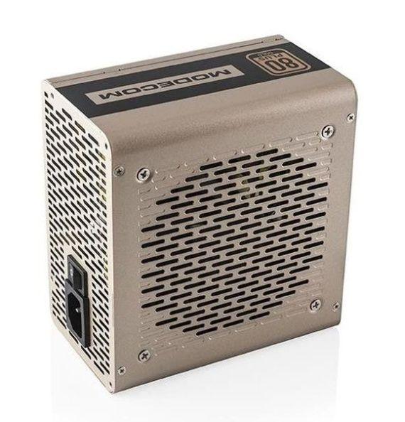 Power supply MODECOM MC 500 G90 GOLD 120mm FAN 500W ATX