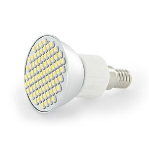 WE LED žárovka 24xSMD 1,2W G4 teplá bílá