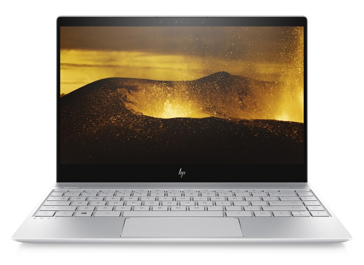 """HP Envy 13-ad010nc/Intel i3-7100U/4GB/360 GB SSD//Intel HD/13,3"""" FHD/Win 10/stříbrná"""