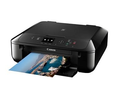 Zlevněné zboží: Canon PIXMA MG5750 - PSC/Wi-Fi/AP/Duplex/4800x1200/USB black
