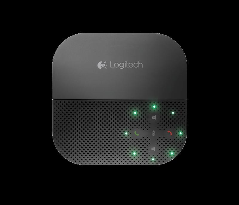 Logitech P710E, Mobile Speakerpho