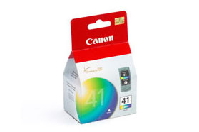 Canon BJ CARTRIDGE colour CL-41 (CL41) - BLISTER SEC