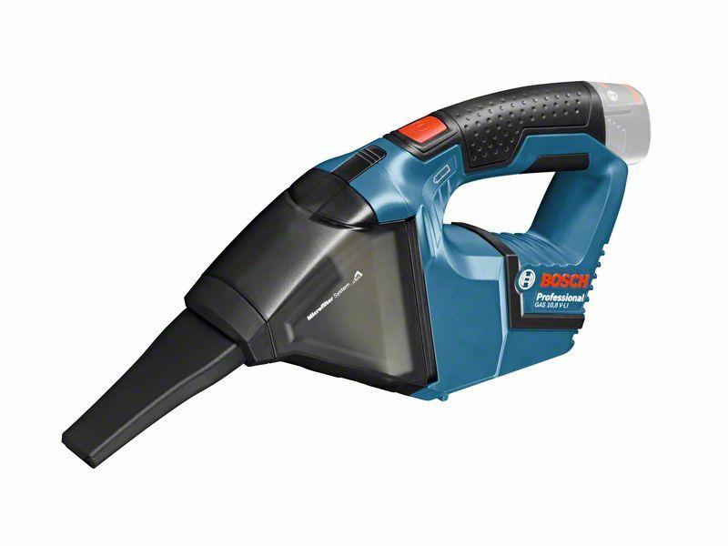 Aku vysavač Bosch GAS 12 V-LI Professional - bez baterie, 06019E3000