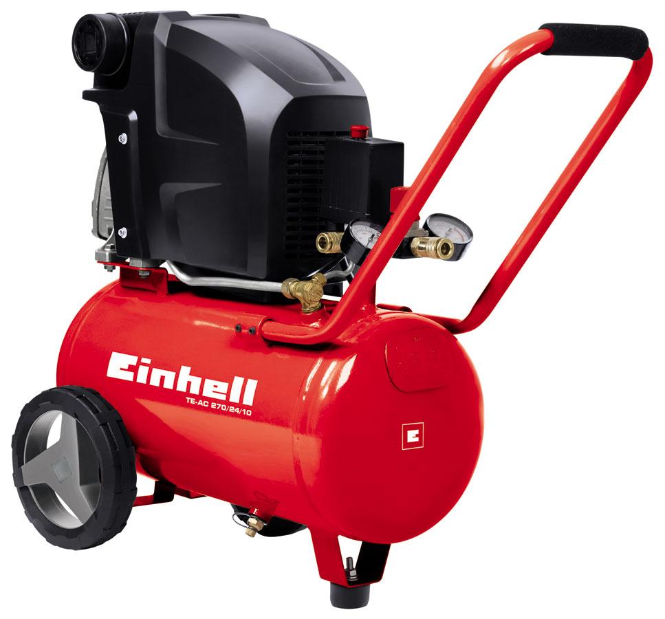 Einhell TE-AC Kompresor 270/24/10