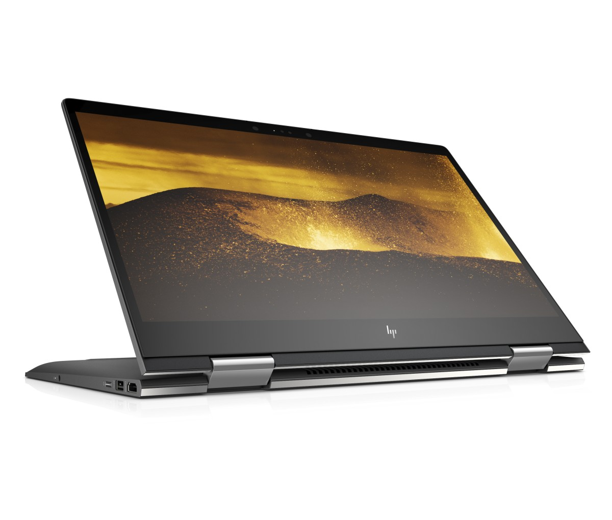 HP Envy 15 x360-bq004nc A12-9720P FHD/8GB/256SSD+1TB/W10 Natural silver