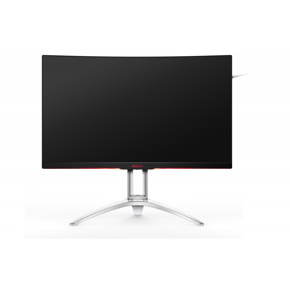 Monitor AOC AG322QCX 31.5inch Curved VA 2560x1440, HDMI, USB, DP, VGA