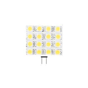 WE LED žárovka 12xSMD 3W G4 bílá
