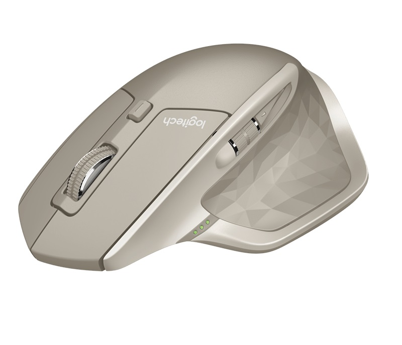 myš Logitech MX Master šedá