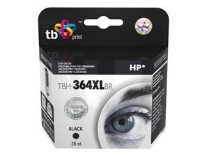 Ink. kazeta TB kompat. s HP CB321EE (No.364), TBH-364XLBR, Black